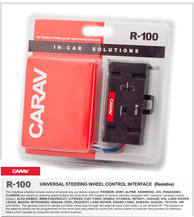 CARAV R-100